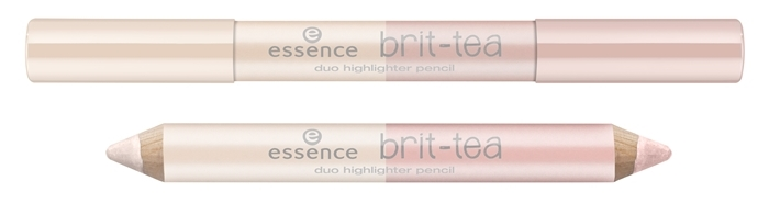 ESSENCE - brit-tea - Duo Highlighter Pencil