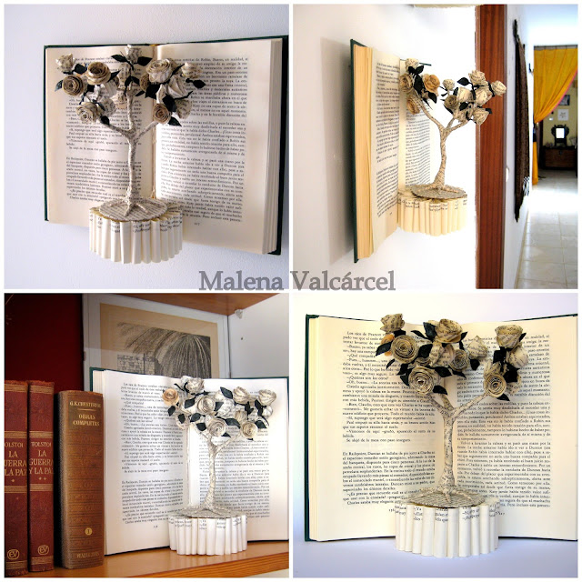 Book Paper Art