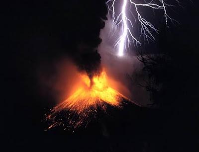 Volcanic Triggered Lightning