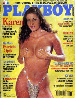 Karen - Playboy 1995