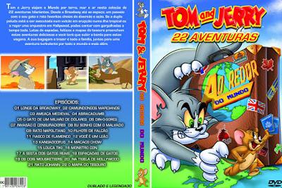 Tom e Jerry Ao Redor Do Mundo