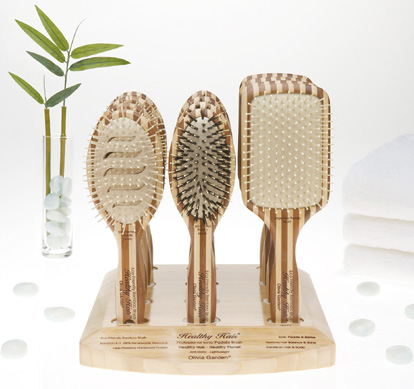 Bamboo Hair Brush6