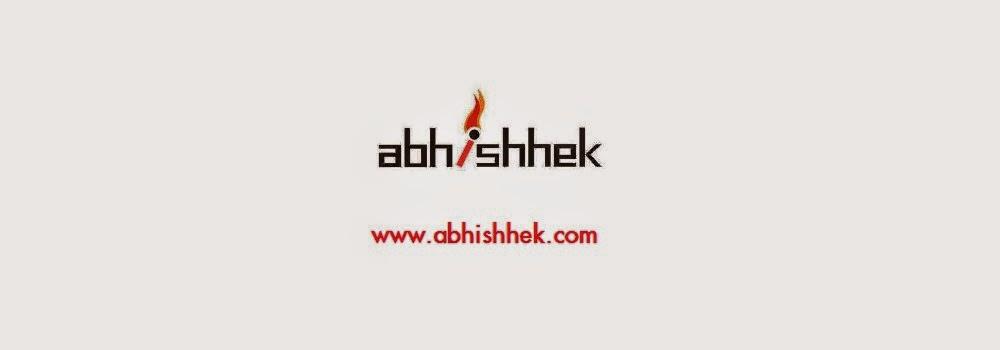 Abhishhek's Blog