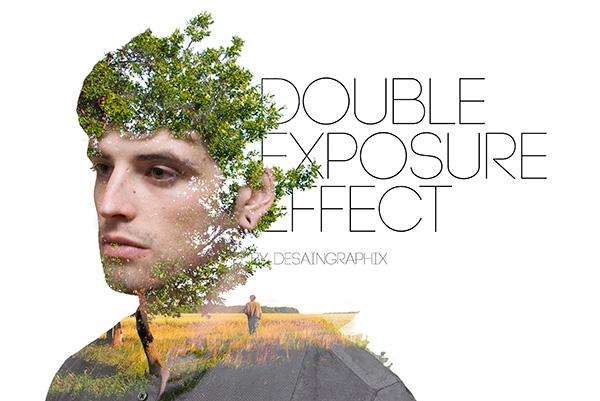 Cara Membuat Efek Double Exposure dengan Adobe Photoshop | Desain ...