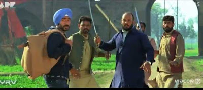 Son Of Sardaar Dialogue Promos