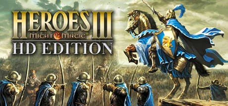 Heroes of Might & Magic III HD Edition pc capa