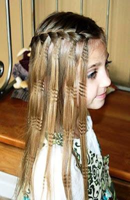 Model Rambut Kepang Terbaru