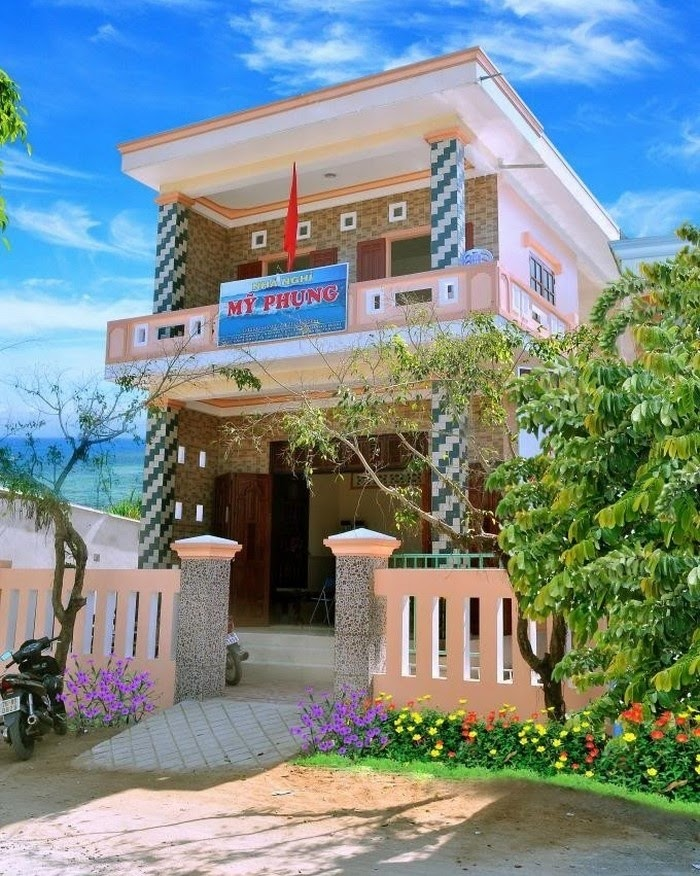 Một nhà nghỉ bình dân khác ở huyện đảo Lý Sơn