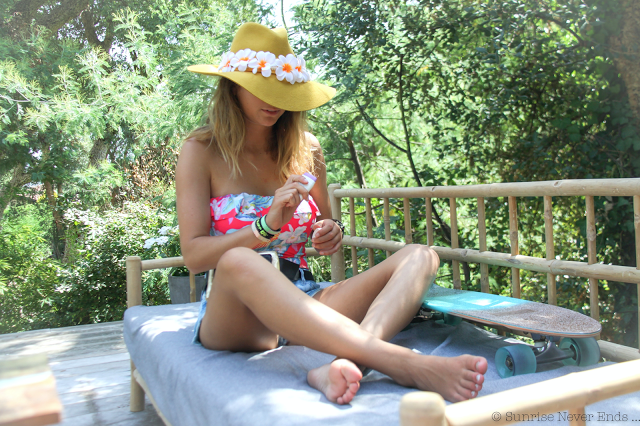 A Mid-Summer Tropicool ...