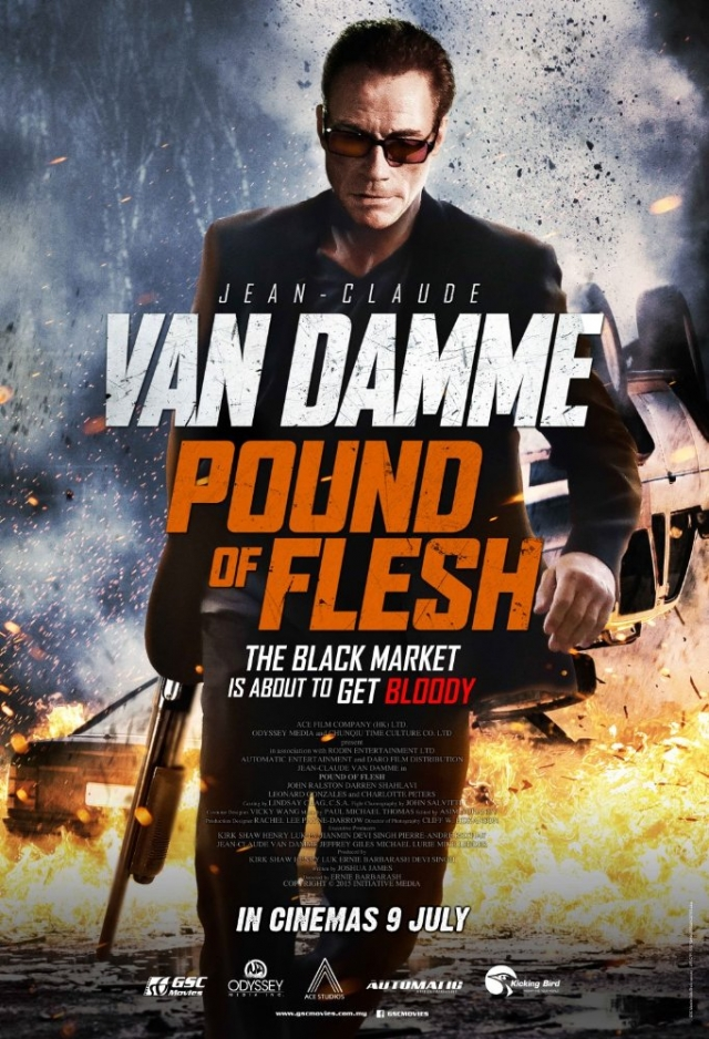Điệp Viên Báo Thù - Pound Of Flesh (2015)