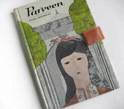 Parveen, a book by Anne Mehdei