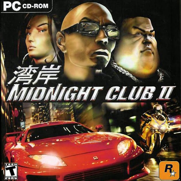 Midnight Club 2 PC Game Full Download