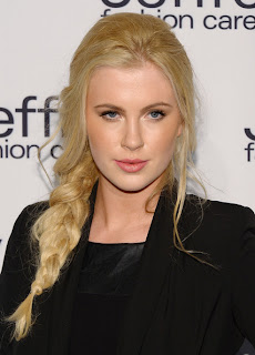 Ireland Baldwin reveals she became a model to boost her confidence