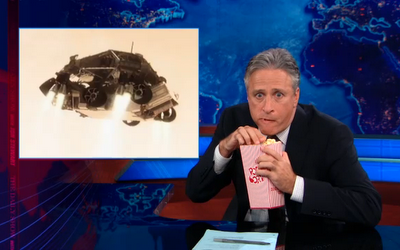 The Daily Show with John Stewart