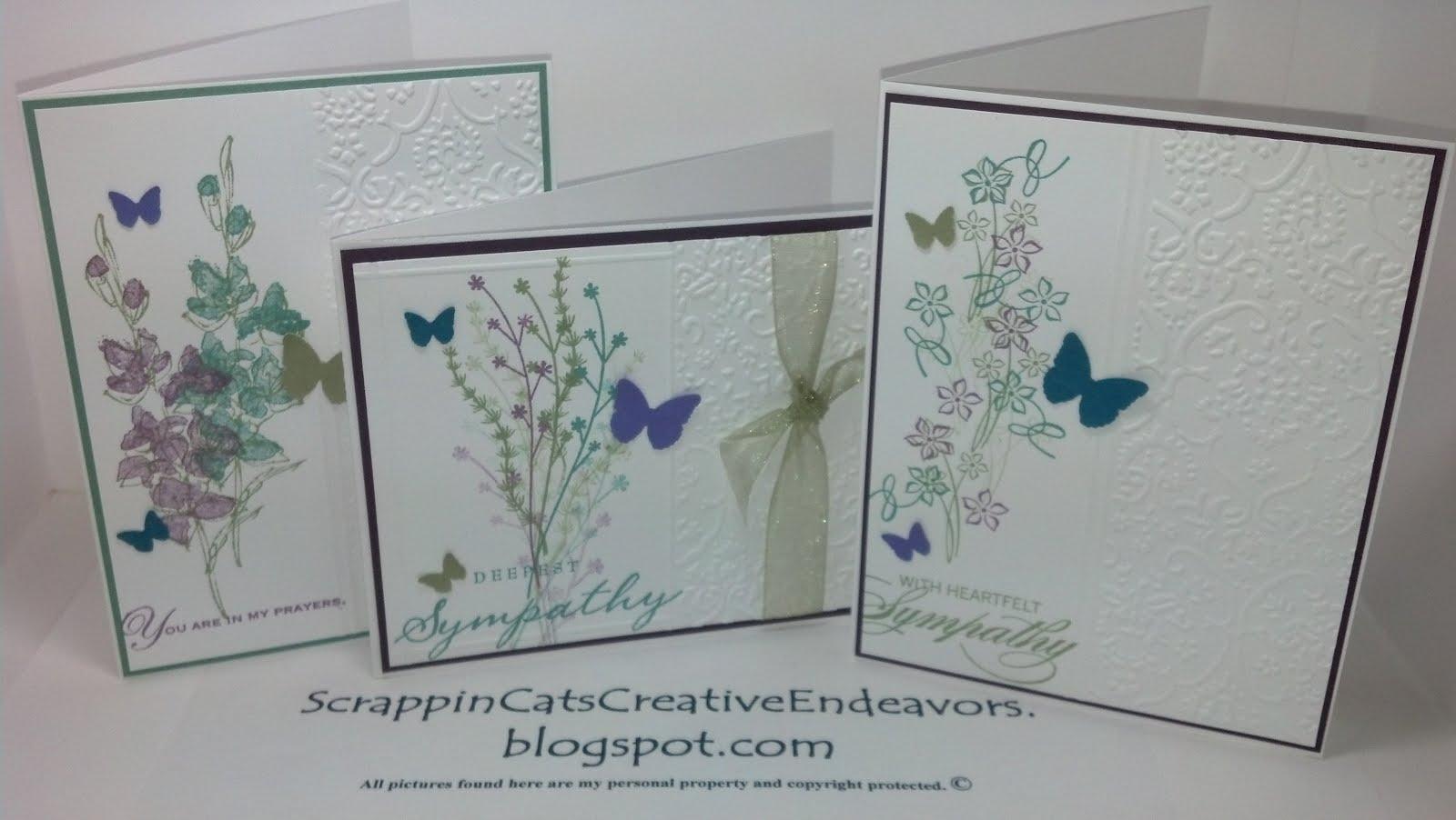Sympathy Card Ideas To Make Part - 28: Sympathy Cards