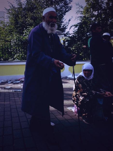 Moscow ramadan