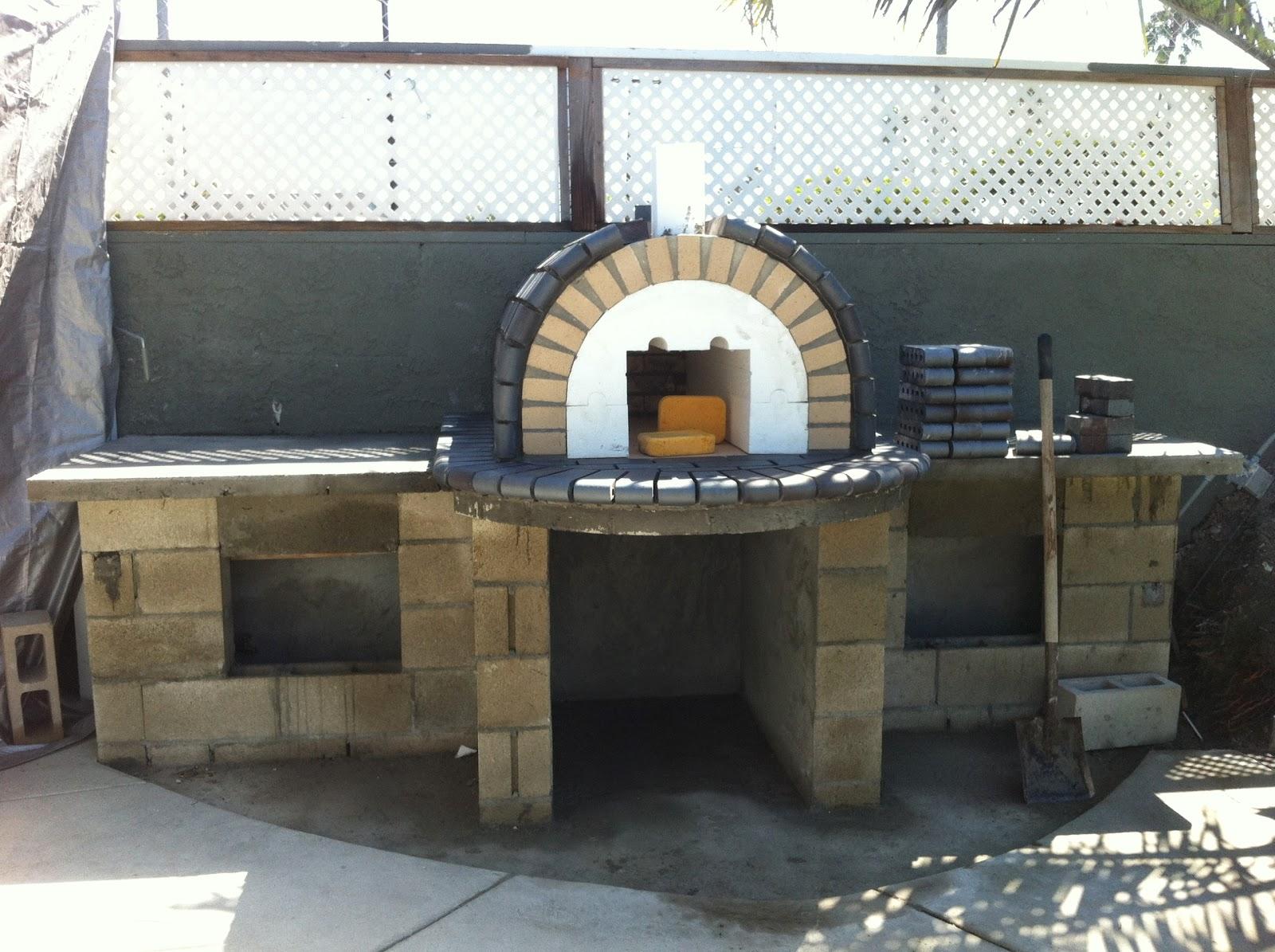 el diablo the keyes black wood fired brick pizza oven in sunny