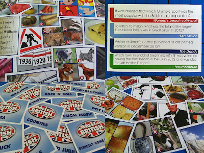 LOGO Best Of British board game question card examples