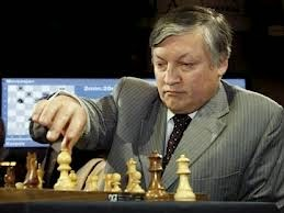 Partai Catur Legendaris Karpov dengan Skandinavian-nan