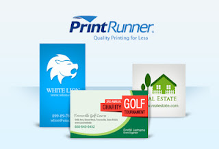 PrintRunner Business Card Giveaway