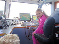 Shannon Hager Photography, Newport Oregon, Ocean Boat Fun
