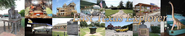 East Texas Explorer Video Podcast