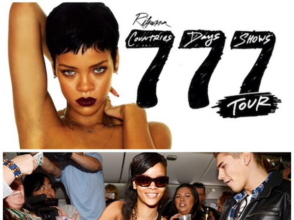 Rihanna 777 Concert Documentary Comes to Fox