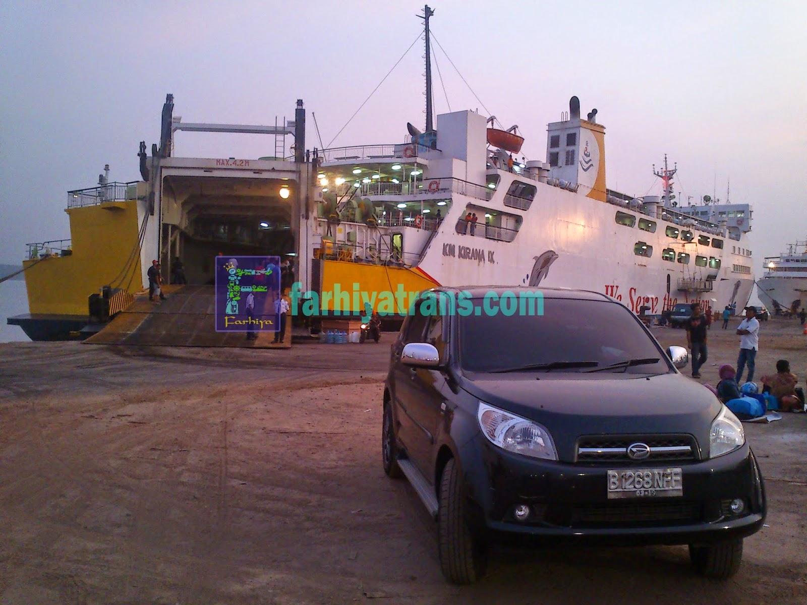 Pengiriman Mobil tujuan Surabaya-Batulicin dengan Kapal Kirana IX
