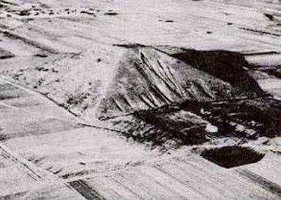 Misteriosa pirámide de Xiangyang