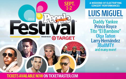Festival People en Espanol presented by Target