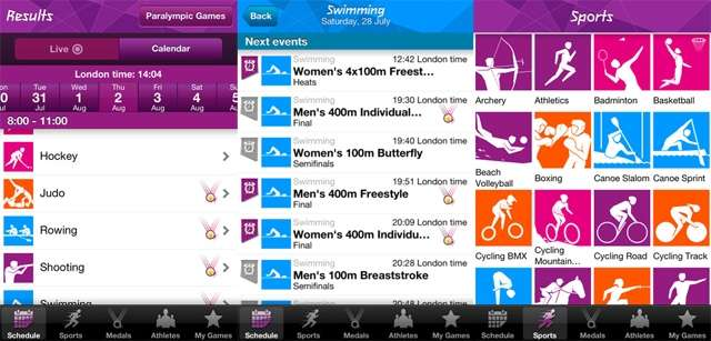 Top Apps For Olympics