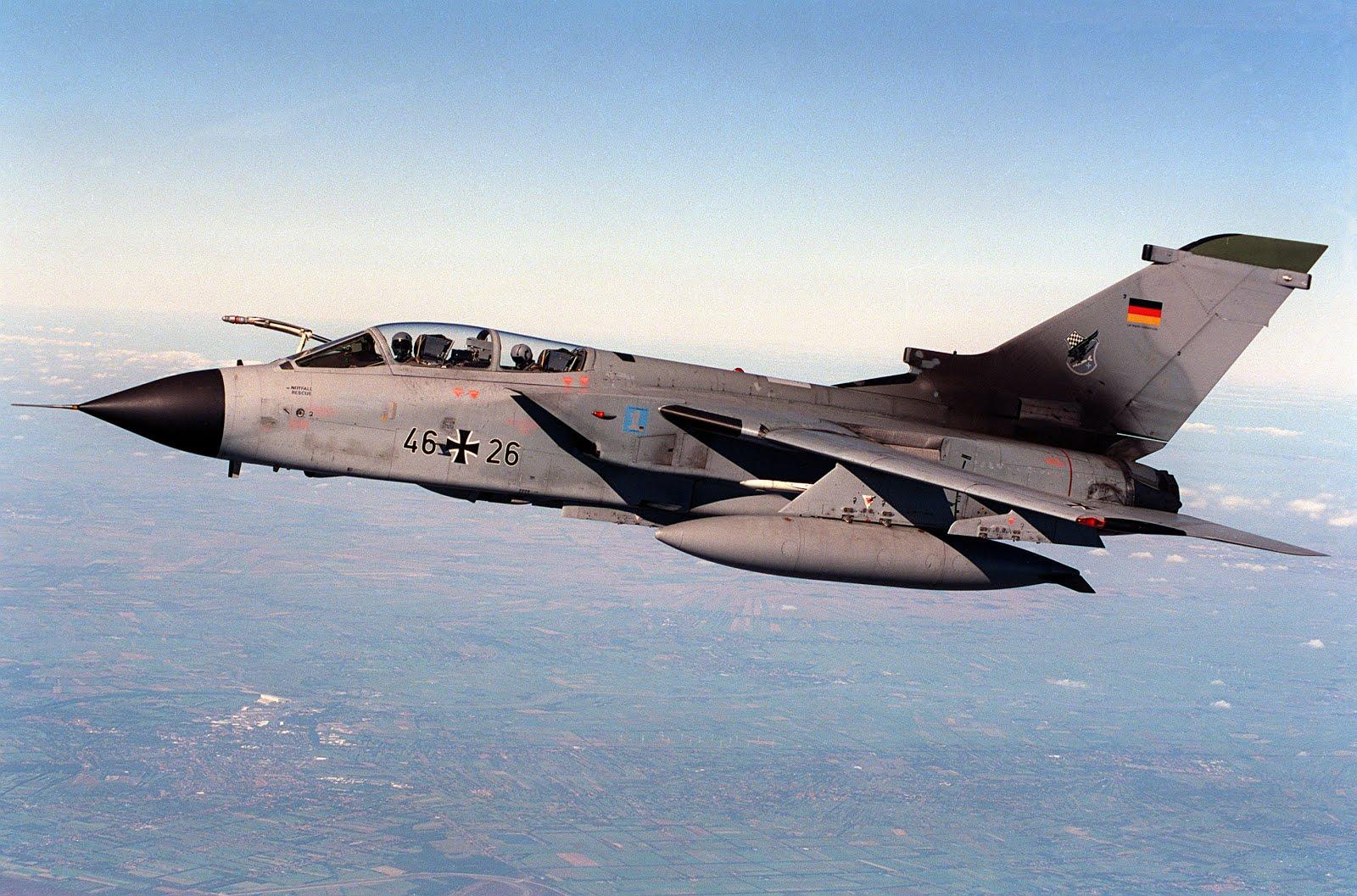 German Panavia Tornado ECR Wild Wease