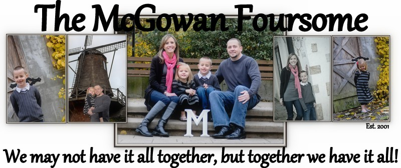 The McGowan Foursome