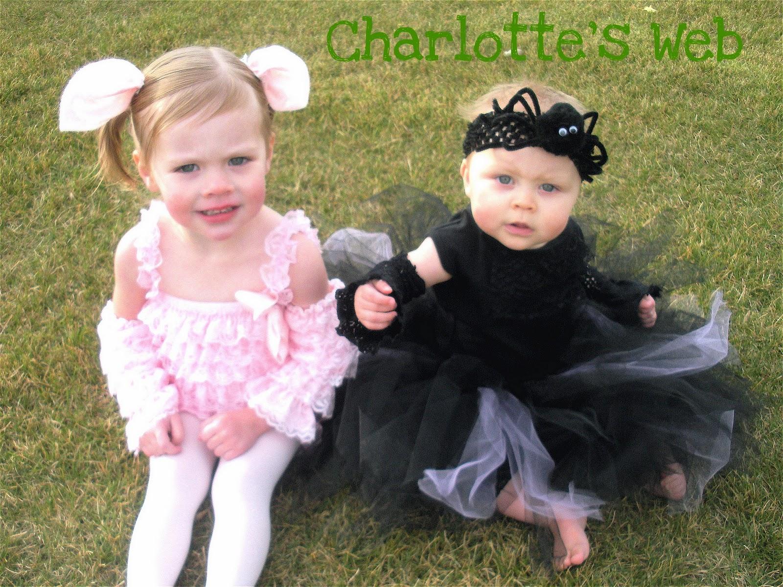charlottes web halloween costumes