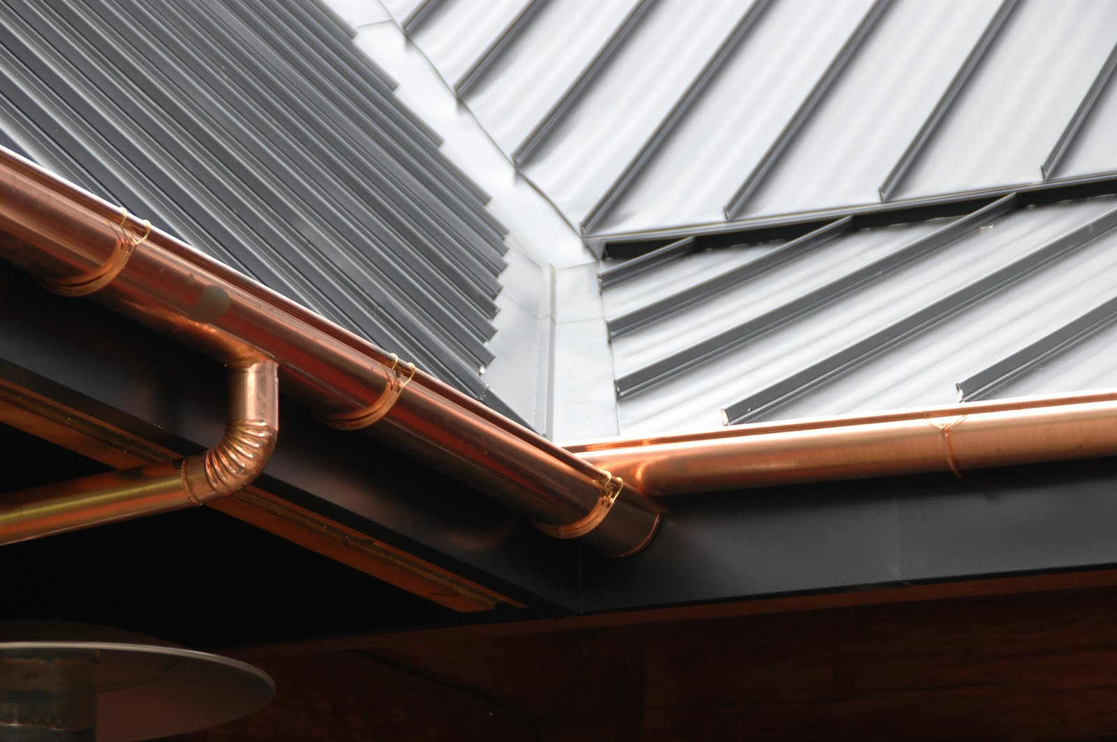 Sterling Roof And Copper Gutters   True Gems!