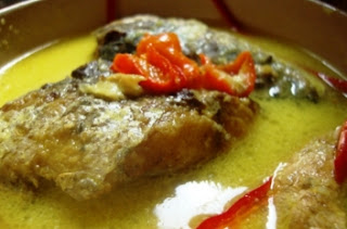 Ikan Bandeng Bumbu Kuning Enak Dan Nikmat