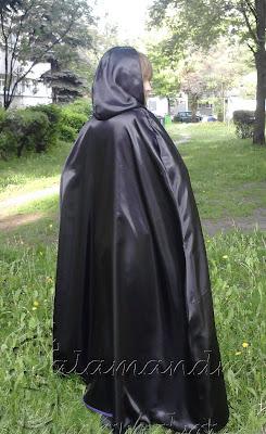 płaszcz wróżki