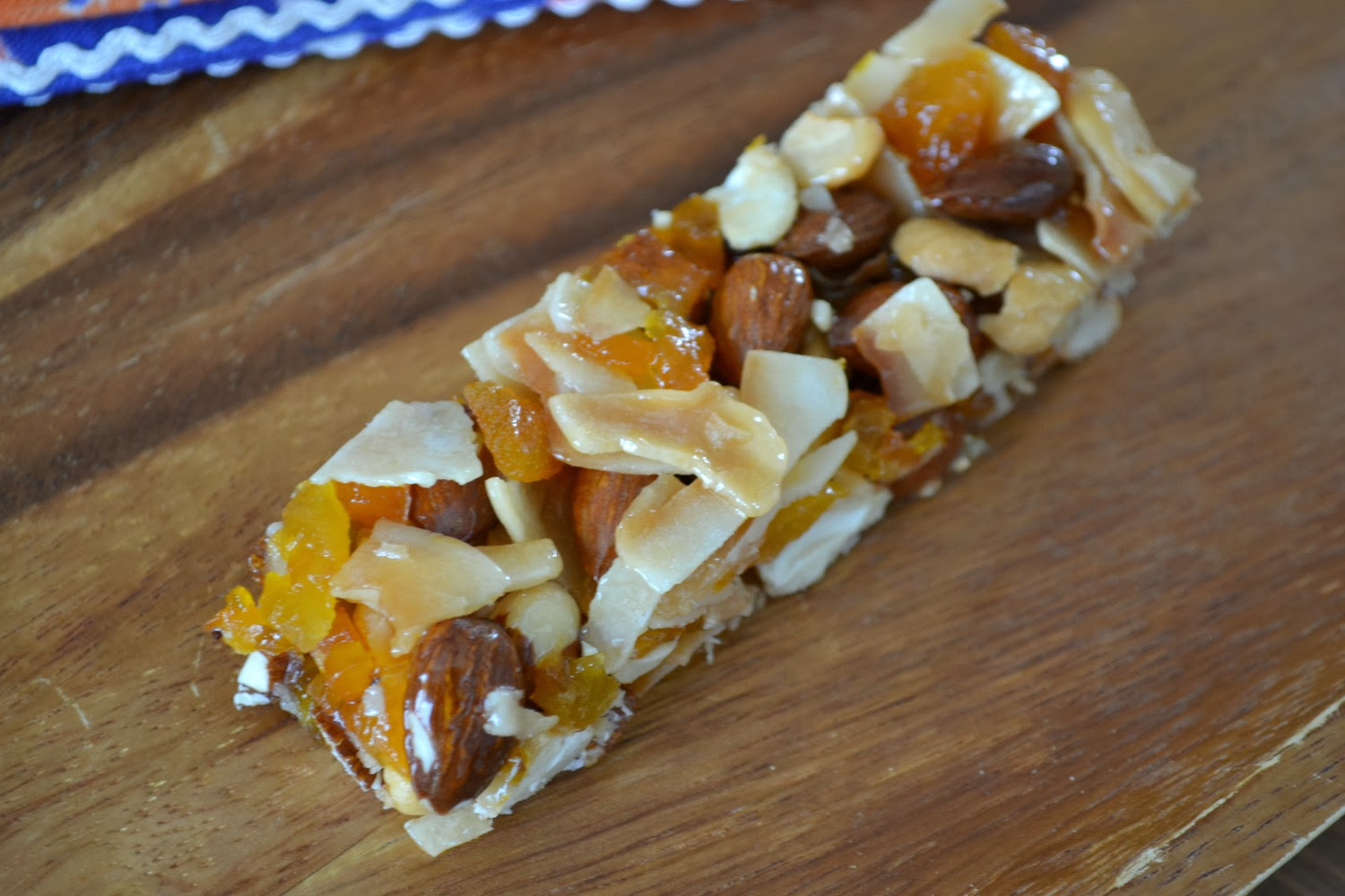 Apricot Almond Bars recipe