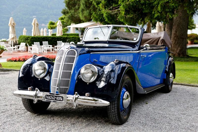 Automotive Database: BMW 335 (1939–41)
