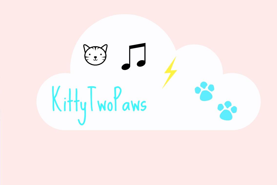 KittyTwoPaws!