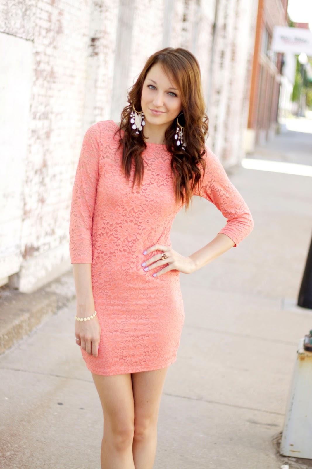 Heels For Pink Dress