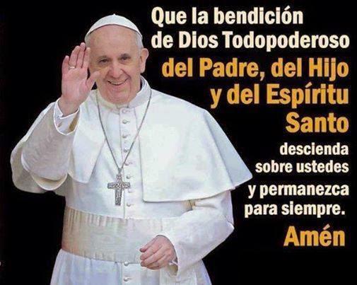 Mensaje del Papa Francisco para Pascua