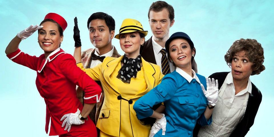 Rep's BOEING-BOEING Opens Tonight