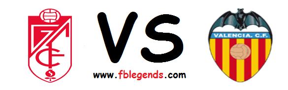 مشاهدة مباراة فالنسيا وغرناطة بث مباشر اليوم الاثنين 27-4-2015 اون لاين الدوري الاسباني يوتيوب لايف valencia vs granada cf