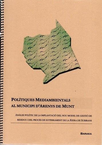 Medi ambient al municipi d'Arenys de Munt