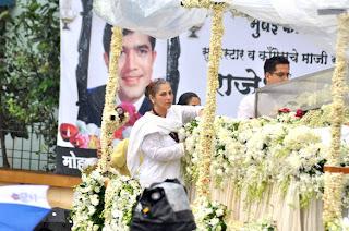 Pictures: Rajesh Khanna Funeral stills