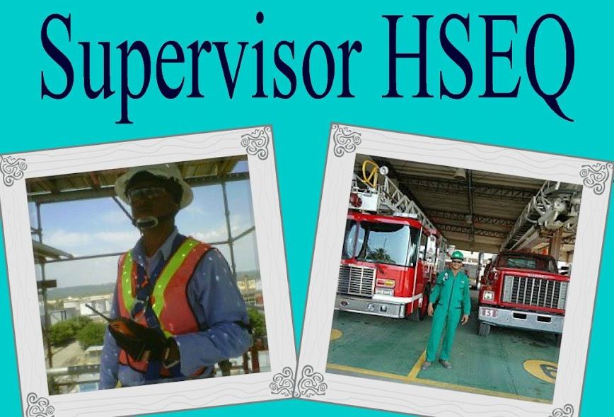 SUPERVISOR HSE