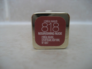 L'oreal Colour Riche Balm Nourishing Nude