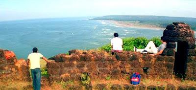 Dil Chahta Hai fort, Dil Chahta Hai Goa, Dil Chahta Hai goa locations