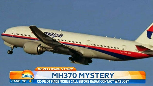 Pencarian MH370 Melalui Detik Kritikal dan Sukar http://apahell.blogspot.com/2015/01/pencarian-mh370-melalui-detik-kritikal.html